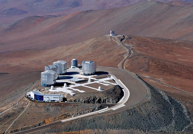 Centro-Astronómico-VLT