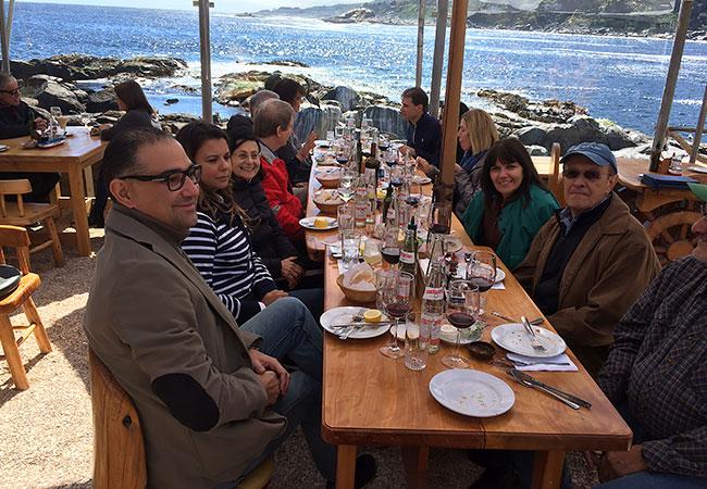Clínica-de-Mayo-en-el-restaurant-Chiringuito