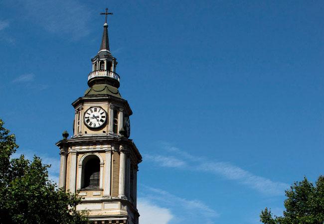 Iglesia-San-Francisco-Santiago