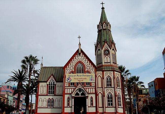 Iglesia-San-Marcos-en-Arica