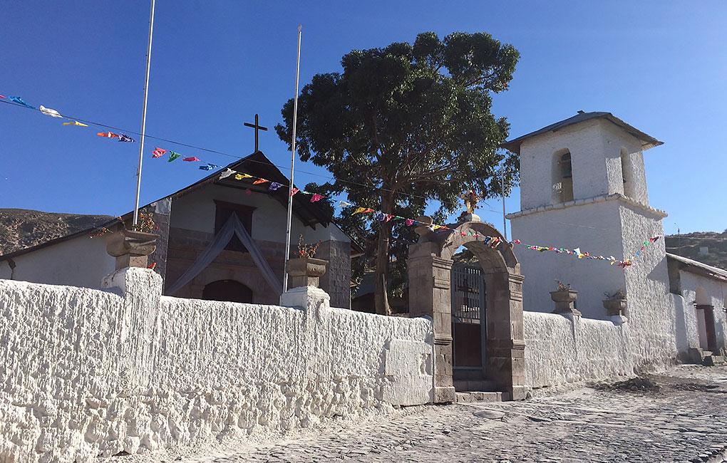 Iglesia-de-Putre-en-Arica