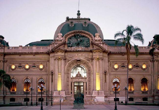 Palacio-de-Bellas-Artes-Santiago