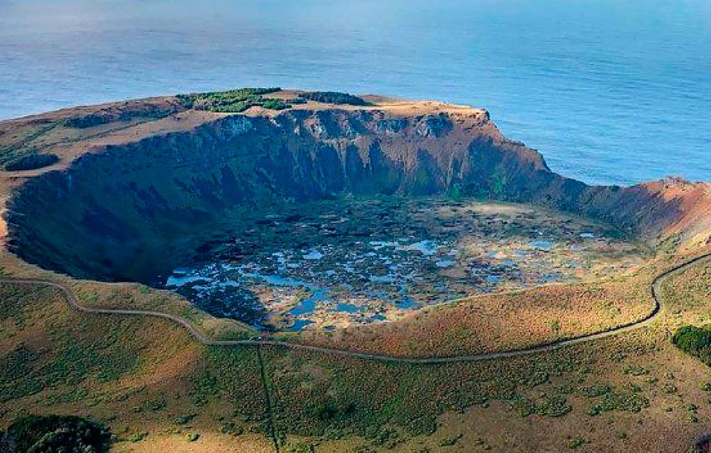 Rano-Kau-en-Rapa-Nui