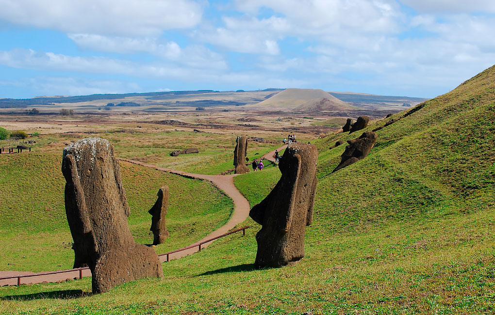 Rano-Raraku-en-Rapa-Nui