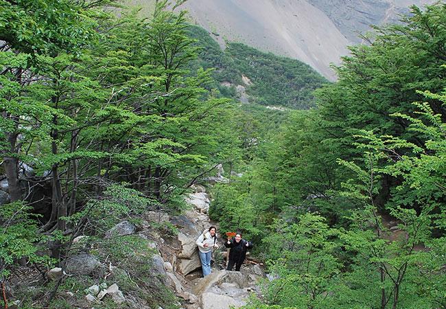 Trekking-al-Mirador-Las-Torres