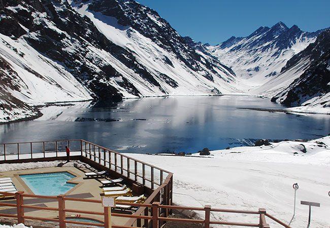 Centro de esqui Portillos